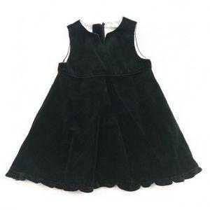 Vintage babyGap Velvet Dress Size 6-12 Months